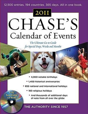 Chase's Calender Of Events