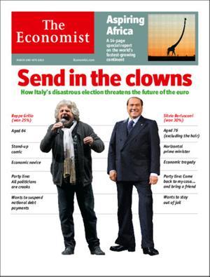 The Economist (Student Rate)