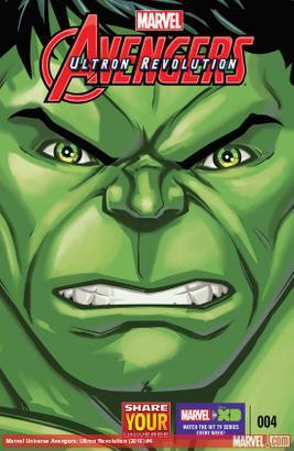 Marvel Universe Avengers: Ultron Revolution