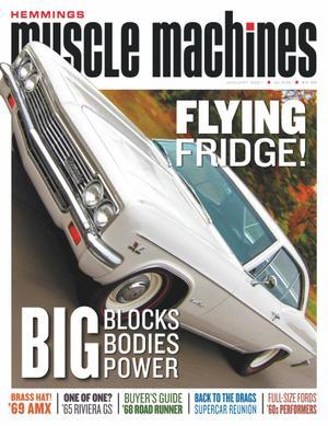 Hemmings Muscle Machines