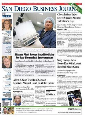 San Diego Business Journal