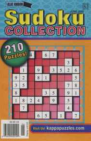 Blue Ribbon Sudoku Collection