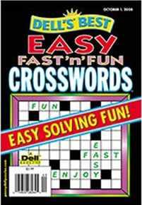 Easy Fast N Fun Crossword