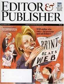 Editor & Publisher