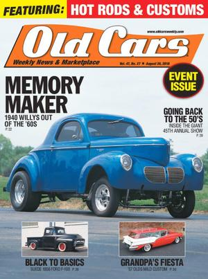 Old Cars Weekly
