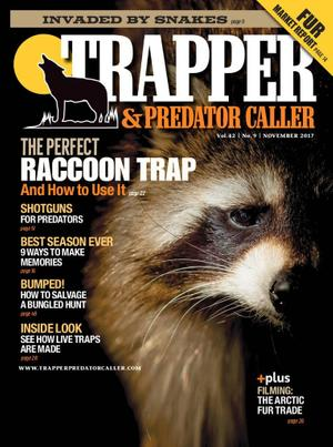 Trapper & Predator Caller