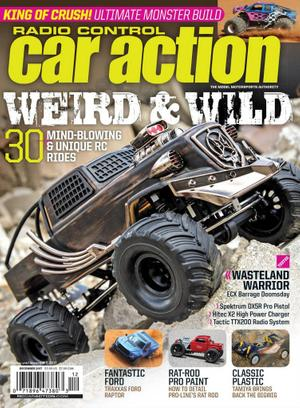 Radio Control Car Action