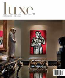 Luxe: Interiors & Design